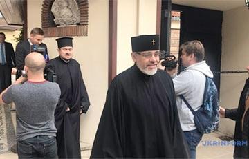 Экзарх Вселенского патриарха: Заявление митрополита Минского и плачевно, и смешно