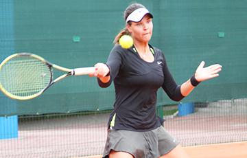 Лидия Морозова вышла в полуфинал парного разряда турнира в Гонконге