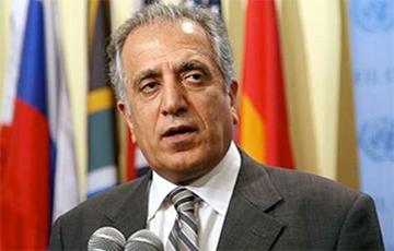 Cперцпредставитель США провел переговоры с талибами