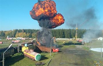 «На БелАЭС произошла авария с выбросом в атмосферу радиоактивной среды»