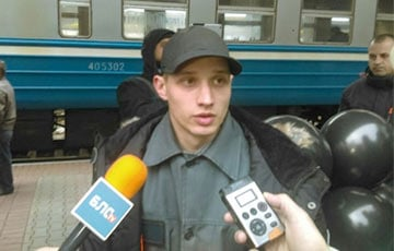 Dzmitry Paliyenka: I Ignore Lectures at the Police