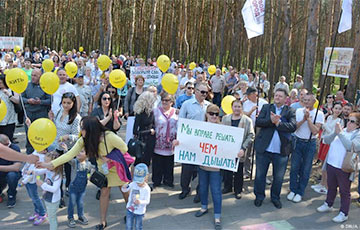 20 Rallies In Two Days: Brest Activists Seek Conducting Mass Action Against Battery Plant