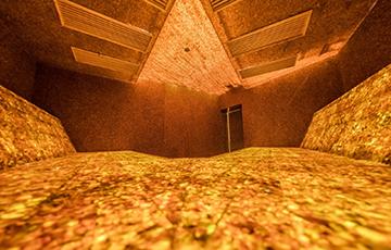 В литовской Паланге открылась первая в мире янтарная баня