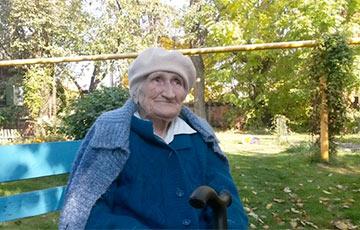 98-летняя белоруска: Готова защищать Куропаты и сегодня