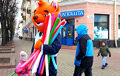 Videofact: Riot Police Detained Man In Fox Suit In Brest