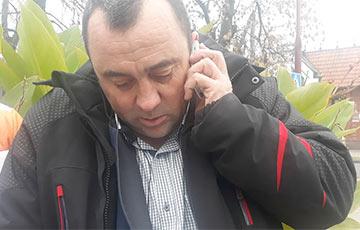 Константин Остапук: Милиционеры опозорились на весь мир