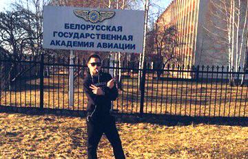 В Минске задержан азербайджанский студент Академии авиации