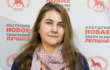 Пресс-секретаря ОГП Анну Красулину хотят депортировать из Беларуси