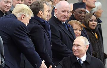 Le Temps: Как фото карликового Путина рассердило Кремль