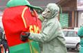 Менская гімназія адмовілася расследаваць загон у БРСМ