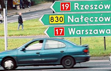 Количество белорусов, едущих на заработки в Польшу, выросло в 14 раз