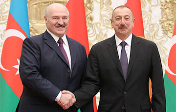 Лукашенко - Алиеву: Мы с вами очень близкие люди