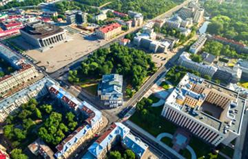 Топ необычных фото Минска из инстаграма про город