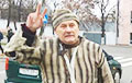 Video Fact: Hrodna Activist Makes Performance In Courtroom