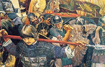 Как потомки Гедимина побеждали Мамая на Куликовом поле