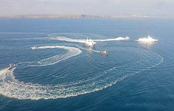 Глава ВМС Украины предложил себя в обмен на захваченных РФ моряков