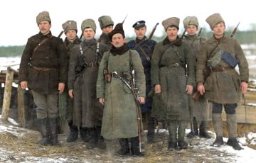 У бой за Случчыну і Беларусь
