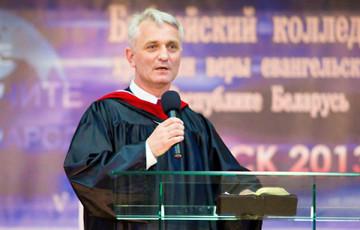 Bishop Of Evangelical Christian Baptists In Belarus: Metropolitan Pavel's Statements Are Unacceptable