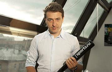 Дмитрий Навоша: Время белорусов тоже придет