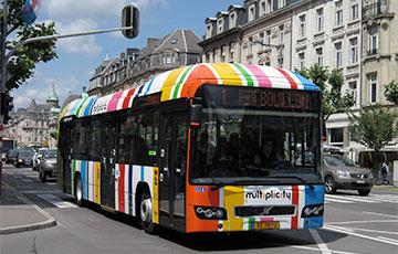Люксембург cтанет первой страной с бесплатным общественным транспортом