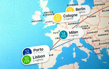 Белорусский стартап для путешественников попал в самый популярный агрегатор