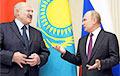 «Ъ»: Лукашенко говорил перед Путиным невероятные вещи