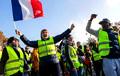 «Желтых жилетов» не удовлетворили предложения реформ Макрона