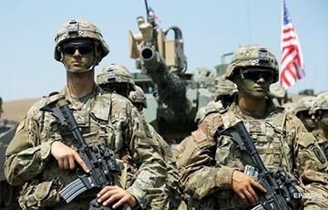 Амерыканскія вайскоўцы з Сірыі будуць перакінутыя ў Ірак