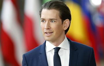 Канцлер Австрии призвал к новым президентским выборам в Беларуси