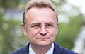 В Украине мэру Львова вручили сообщение о подозрении в злоупотреблении властью