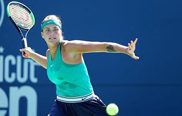 Арина Соболенко выиграла у Виктории Азаренко в финале «US Open» парного разряда