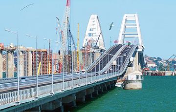 Керченский мост нанес неожиданный удар по Крыму