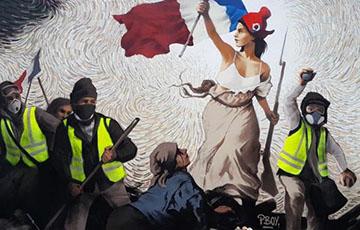 Французский художник зашифровал в стене загадку на тысячу долларов