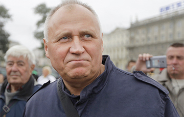 Mikalai Statkevich: What Will Western Politicians Do When Belarusians Uprise?