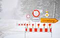 Австрию и Германию засыпали самые сильные снегопады за последние 20 лет