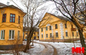 Minsk Residents Defended Asmolauka