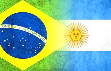 Аргентына і Бразілія могуць стварыць адзіную валюту
