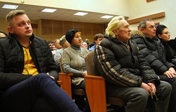 Певел Северинец: Жители Сухарево объединились против властей