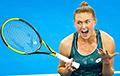 Александра Саснович пробилась в основную сетку турнира WТА в Дубае