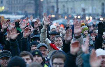 Тамара Потоцкая: У властей нет ответа на вопрос, что будет дальше