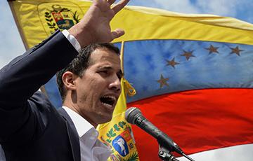 Хуан Гуайдо: Падчас сілавога сцэнару Мадура зазнае паразу