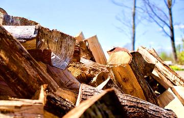 С газа на дрова