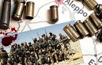 Разоблачены новые факты о ЧВК «Вагнера» в Сирии и Ливии