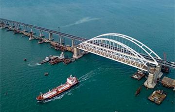 Эксперт: Крымский мост имеет специфический «симптом»