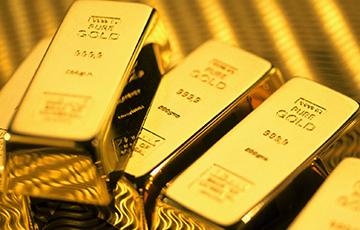 Цена золота установила новый рекорд