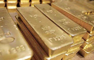Мировые цены на золото начали падать