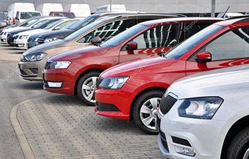 В Беларуси резко выросли продажи новых автомобилей