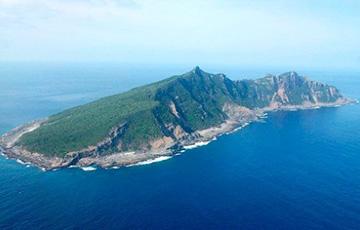 Япония обвинила Китай в провокации возле островов Сенкаку