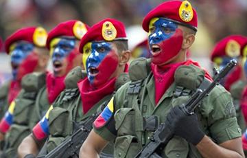 Мадуро объявил о начале «самых масштабных» военных учений в истории Венесуэлы