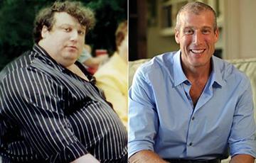 Как брокер с Уолл-стрит сумел похудеть на 100 килограммов без диет